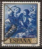 ESPAÑA SEGUNDO CENTENARIO SERIES Nº 1278 (0) 3P AZUL - 1931-Oggi: 2. Rep. - ... Juan Carlos I
