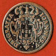 PORTUGAL / JEAN V / TROIS REIS / 1738 / TTB + - Portugal