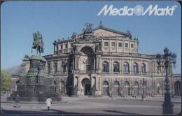 GERMANY Gift-card  Media - Markt - Dresden - Semperoper - Gift Cards