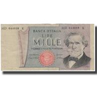 Billet, Italie, 1000 Lire, KM:101g, B - 1000 Lire