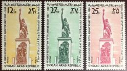 Syria 1968 Revolution Anniversary MNH - Syrien