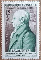 YT N°969 - Journée Du Timbre / Lavalette - 1954 - Neuf - Frankreich