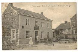 1 - Plainevaux - Maison Vve Materne - Entrée Du Village - Neupré