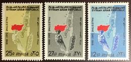 Syria 1968 Palestine Day MNH - Syrien