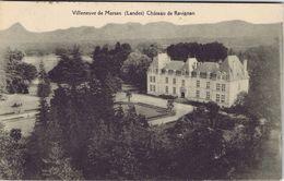 40 - Villeneuve-de-Marsan (Landes) - Château De Ravignan - Villeneuve De Marsan