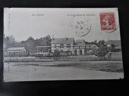 LA BAULE_La Gare Le Train A Vapeur De GUERANDE_voyagé En 1911 - La Baule-Escoublac