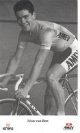 Cyclisme, Leon Van Bon - Radsport