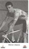 Cyclisme, Dirk Van Hameren - Radsport