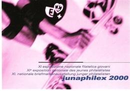 "Schweiz Suisse 2000: Bild-PK CPI ""junaphilex 2000"" (Basketball & Skateboard) Mit ET-o BERN 21.6.2000 - Skateboard"