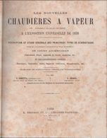 Les Nouvelles Chaudieres A Vapeur Notamment.. - C. Beretta, E. Desnos - Libros, Revistas, Cómics