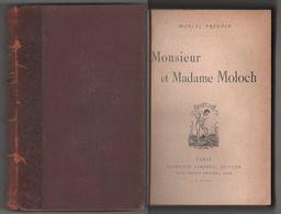 Monsieur Et Madame Moloch - Libros, Revistas, Cómics