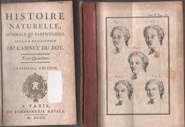 Histoire Naturelle Général Et Particuliére Avec .. Vol IV- Buffon - Libros, Revistas, Cómics
