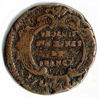 LOUIS XV / SOL DE BEARN / PRODUIT DES MINES DE FRANCE / 1723 - 987-1789 Royal