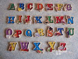 Magnet Alphabet - Letters & Digits