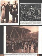 Immagini. Giorgio VI E La Regina All'inaugurazione Del Festival Of Britain. 1951 - Cyclisme