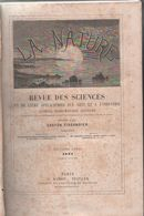 La Nature. Revue Des Sciences Et De Leurs Applications Aux Arts. 1° Sem. 1881 - Libros, Revistas, Cómics