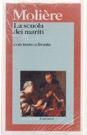 La Scuola Dei Mariti. Testo Francese A Fronte - Molière - Livres, BD, Revues