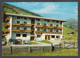 107560/ GERLOS, Pension-Konditorei-Cafe *Platzer* - Gerlos