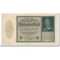 Billet, Allemagne, 10,000 Mark, 1922, 1922-01-19, KM:71, TB - 10000 Mark