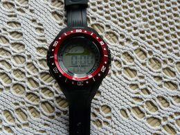 Chronomètre Watch Pub Atlas -  Bracelet  D'origine Plastique - Orologi Pubblicitari