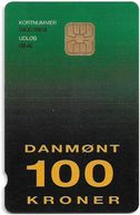 Denmark - Danmønt - Sparekassen Nordjylland - DD051 - 100Kr. Exp. 08.1996, 4.500ex, Used - Dinamarca