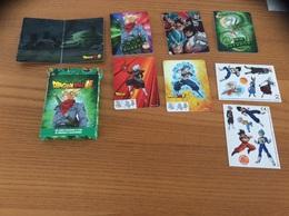 """Cartes, Stikers, Etc """"DRAGONBALL SUPER"""" Distribution McDonald's (9 Pièces) - Autres Collections"""