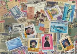 Jungferninseln Briefmarken-10 Verschiedene Marken - British Virgin Islands