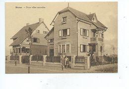 Meise Meysse Deux Villas Nouvelles - Meise