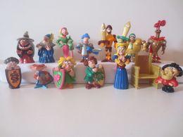 KINDER SURPRISE 2004/2005: Série Royaume De Le Rigolade 13 Figurines (Sans Bpz) - Monoblocs