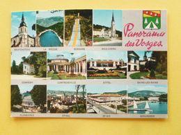 V10-88-vosges--panotama- Des Vosges--multivues--x-villes-12 Vues- - France