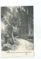 Meise Meysse Chemin Conduisant Au Vieux Moulin - Meise