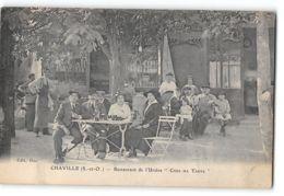 CPA 92 Chaville Restaurant L'Ursine Chez Ma Tante - Chaville