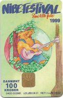 Denmark - Danmønt - Nibe Festival 1999 - DD209 - 100Kr. Exp. 04.2001, 1.196ex, Used - Dinamarca