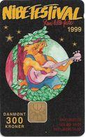 Denmark - Danmønt - Nibe Festival 1999 - DD210 - 300Kr. Exp. 04.2001, 1.196ex, Used - Dinamarca