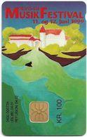 Denmark - Danmønt - Nord-als Festival - DD211 - 100Kr. Exp. 04.2001, 1.200ex, Used - Dinamarca