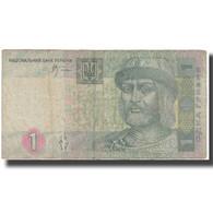 Billet, Ukraine, 1 Hryvnia, KM:116b, B - Ukraine