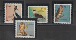 Salvador 1989 Oiseaux 1067-70 4 Val ** MNH - El Salvador