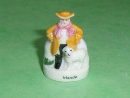 Fèves / Pays / Région : Irlande    TB122P - Landen