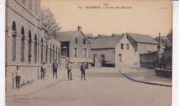 59 / SOLESMES / ECOLE DES GARCONS - Solesmes