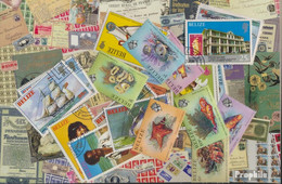 Belize Briefmarken-25 Verschiedene Marken - Belize (1973-...)
