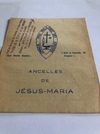 Ancelles De Jesus-Maria - Religion & Esotérisme