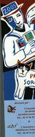 Marque-Pages  -    Prix Sorcières  2005    ABF - Lesezeichen