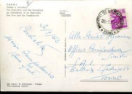 55622 Italia, Circuled Card 1962 Monticelli Terme Di Montichiari  Spa, Baths, établissement Thermal - Bäderwesen
