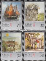 Macau 899-902 (kompl.Ausg.) Postfrisch 1997 Ansichten Von Macau - Macao