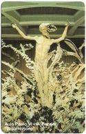 Vatican - Capolavori, Fazzini - 10.000V₤, 1996, 14.800ex, Mint - Vaticano