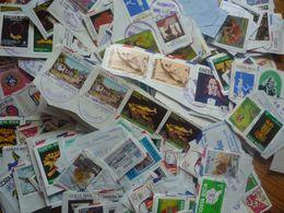 Costa Rica 1970-1995.Gest. U.auf Papier.370 St. - Costa Rica