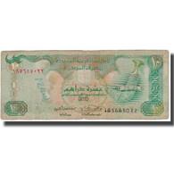Billet, United Arab Emirates, 10 Dirhams, 1998, KM:20a, B - United Arab Emirates