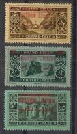 Grand Liban - 1928 - Taxe TT N°Yv. 26 à 28 - Série Complète - Neuf Luxe ** / MNH / Postfrisch - Groot-Libanon (1924-1945)