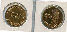 1980 - Mechelen - 50 Fr Maneblusser  - Nr 16 - Jetons De Communes