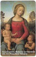 Vatican - Madonna Col Bambino - 5.000V₤, 2000, 15.000ex, Mint - Vatican